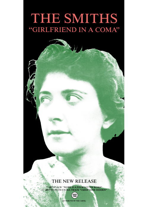 Girlfriend In A Coma Original Poster