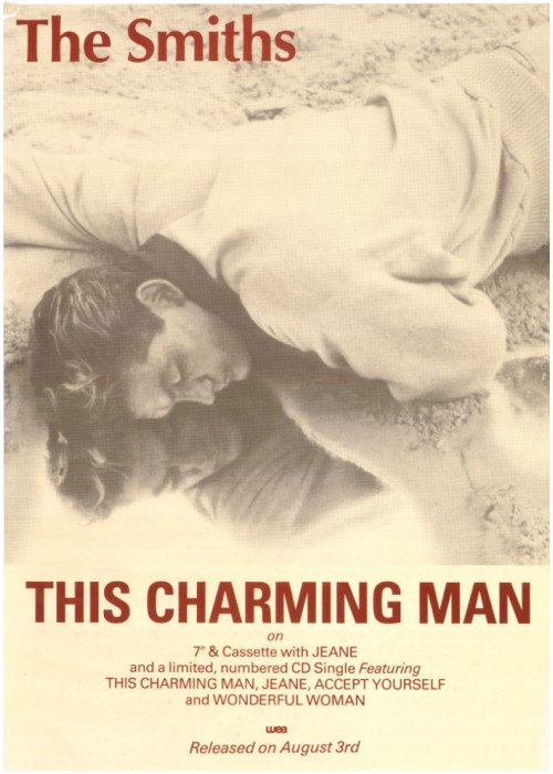 This Charming Man - Reissue WEA 1992