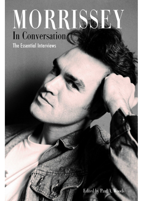 """Morrissey in Conversation"" Book"