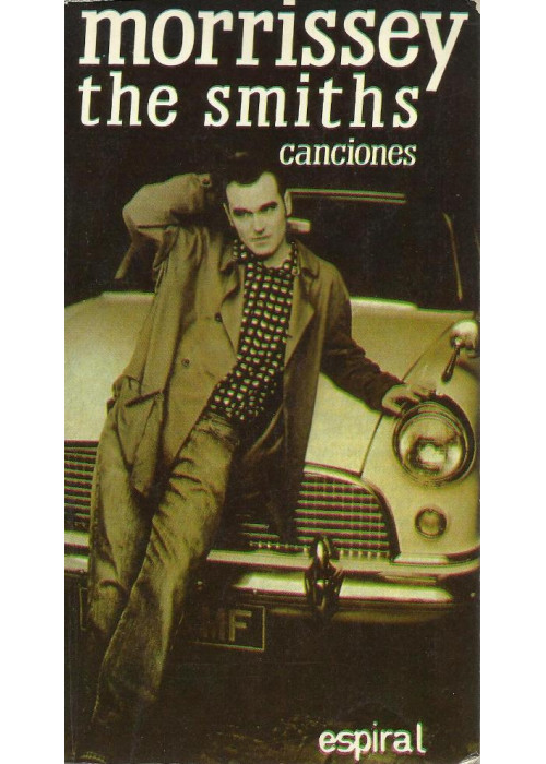 Morrissey The Smiths Canciones (Spanish)