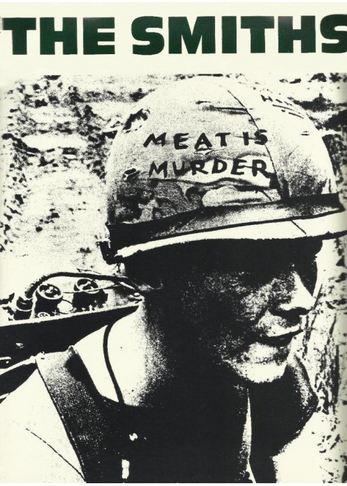 Meat is Murder Songbook + POSTER of the Band