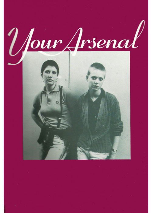 Morrissey - Your Arsenal Tour Program -  US Edition