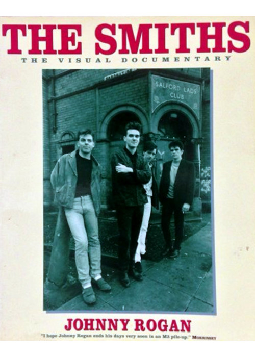 The Smiths - Visual Documentary book