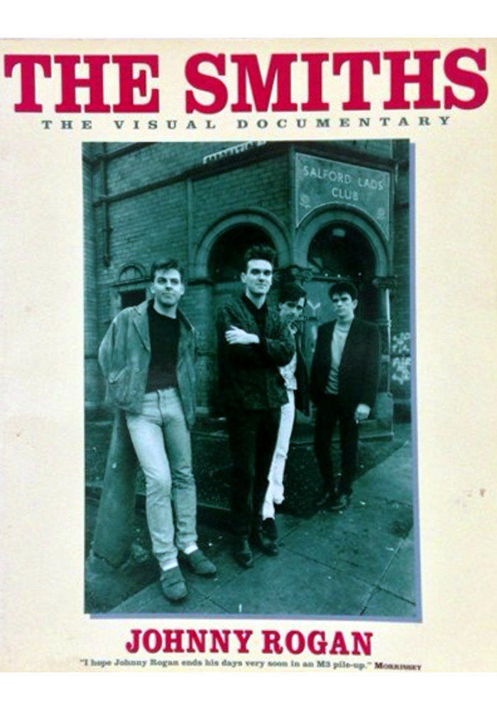 The Smiths Shirt Uk Indie Rock Band Screenprint Women By: Visual Documentary' Book