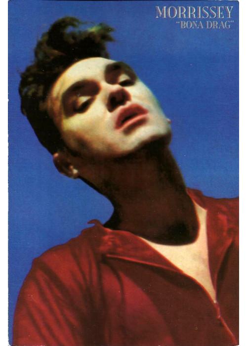 Morrissey 'Bona Drag'  Postcard