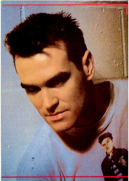 Morrissey - Elvis T-Shirt Postcard