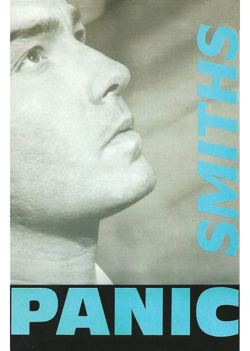The Smiths Panic Postcard