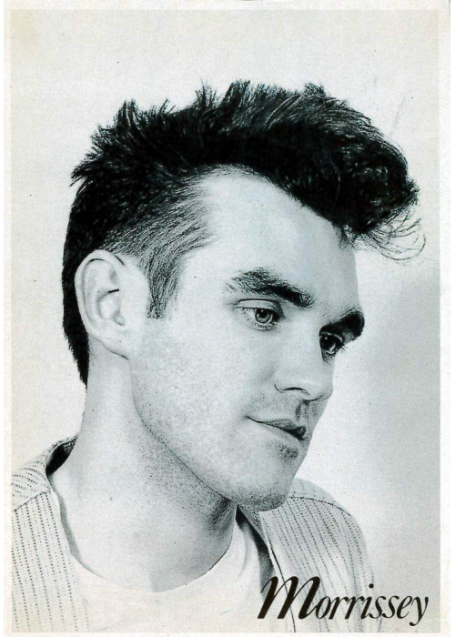 Morrissey The Smiths Postcard