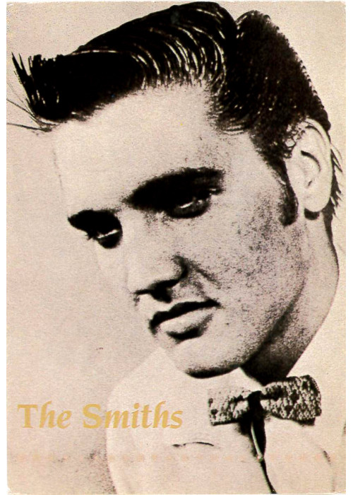 The Smiths Shoplifters of The World Unite Postcard
