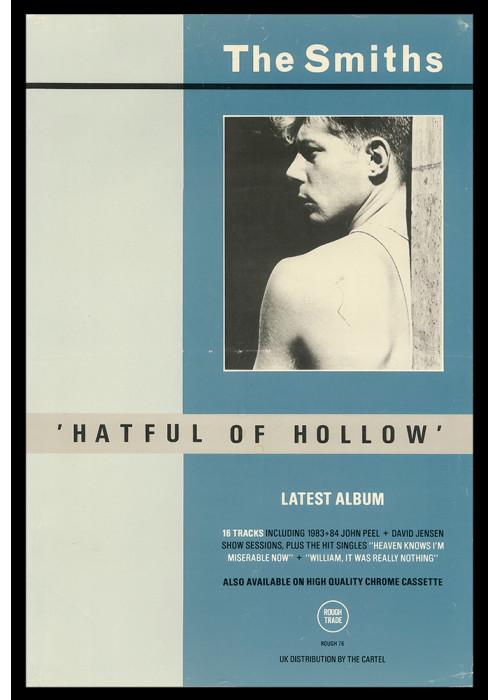 "Hatful of Hollow ""Latest Album"""