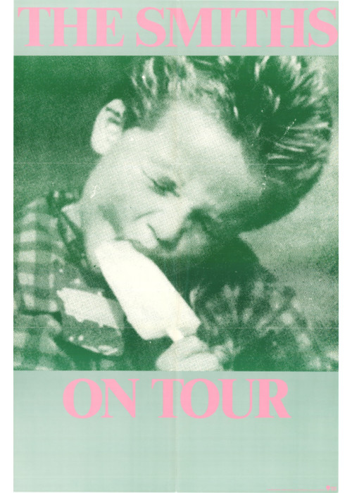 The Queen Is Dead US TOUR 86 - Lollipop Boy