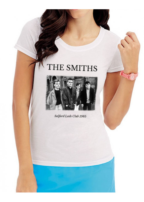 L to 2XL Avail -The Smiths at Salford Sublimation Printing - Women's T-shirt  ©Stephen Wright