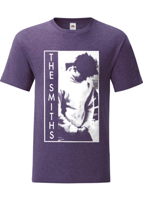 How Soon is Now T-Shirt - Heather Purple