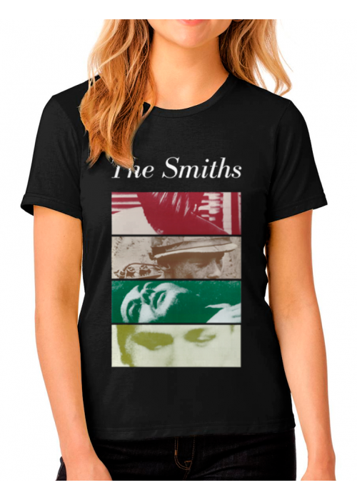 The Smiths Albums Women HQ T-shirt