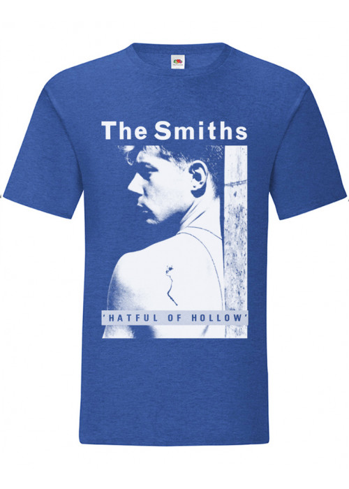 Hatful of Hollow T-Shirt - Royal Heather