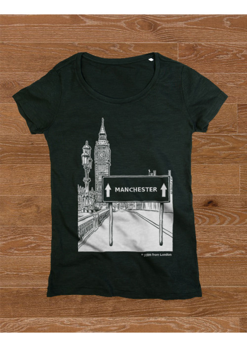 Manchester London 209m Women's Class T-Shirt