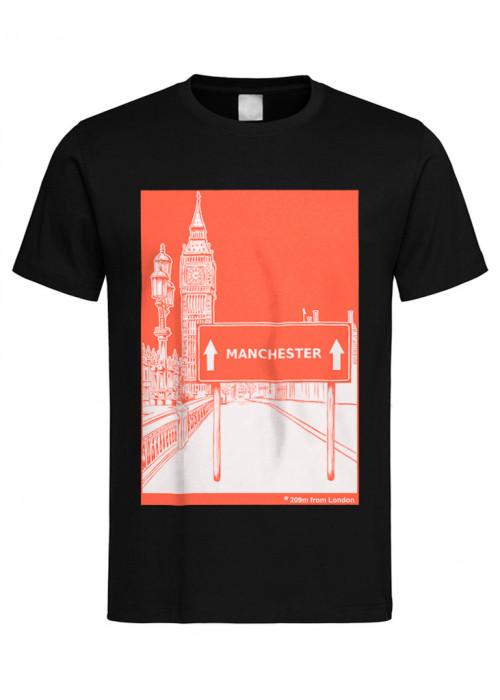 Manchester London 209m T-Shirt