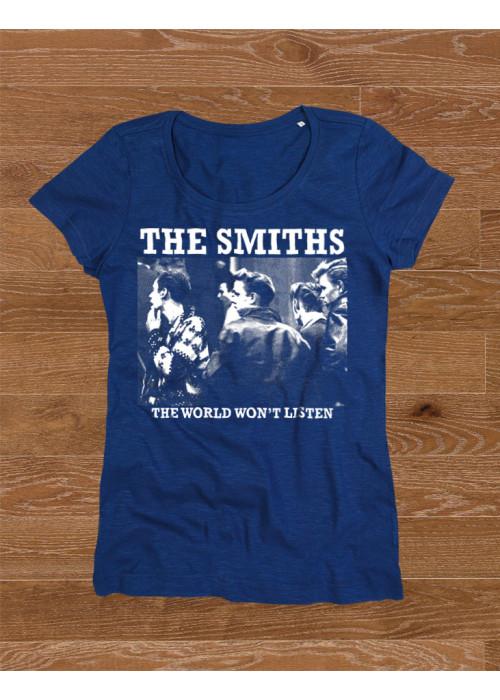 The World Wont Listen Women's T-Shirt