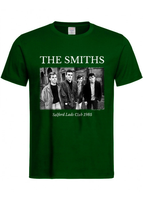 The Smiths at SALFORD Lads Club T-Shirt -  ©Stephen Wright