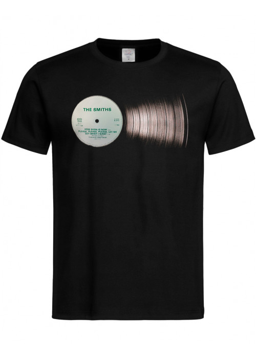How Soon is Now Label - HQ T-shirt