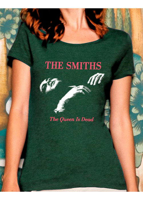 The Queen is Dead Class Women T-Shirt